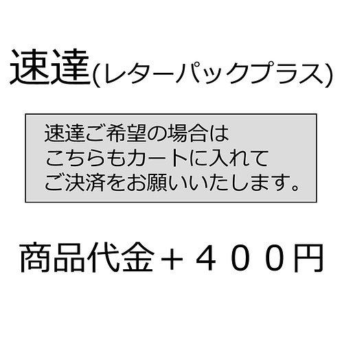 速達(レターパックプラス)