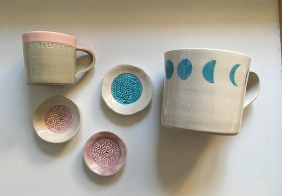 Tasse prénom coupelles mug lunes turquoise.jpg