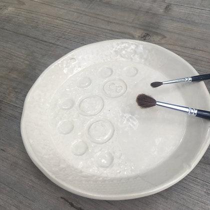 Palette Lune pour aquarelle