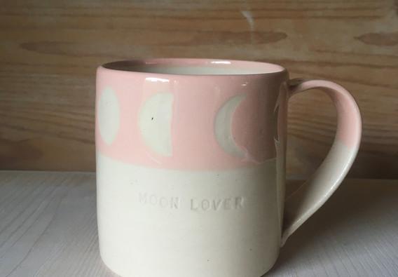 tasse moonlover rose