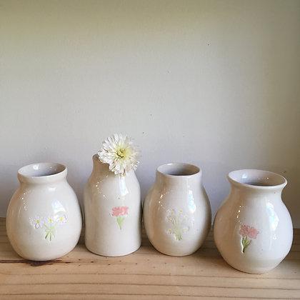 Mini-vase fleurs