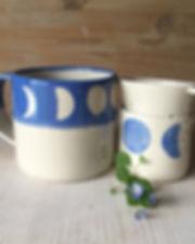 mug lunes tasse tisanière bleu ciel.jpeg