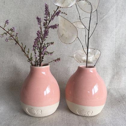Mini-vase rose