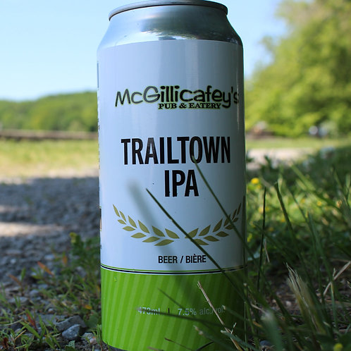 TrailTown IPA Can