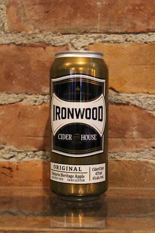 Ironwood Cider