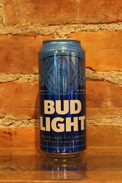 Bud Light Tall Can
