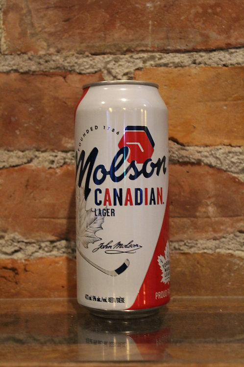 Molson Canadian Tall Can