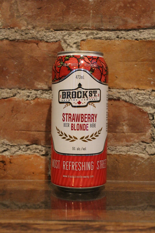 Brock Street Strawberry Blonde
