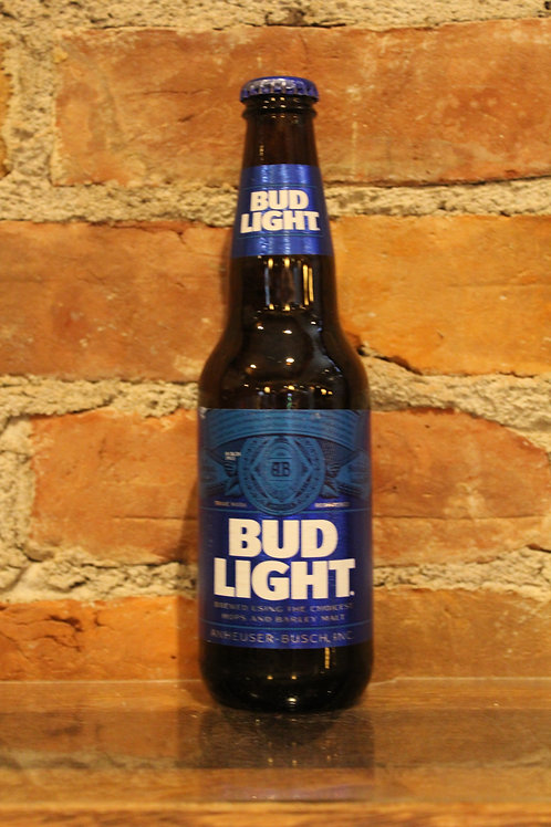 Bud Light Bottle