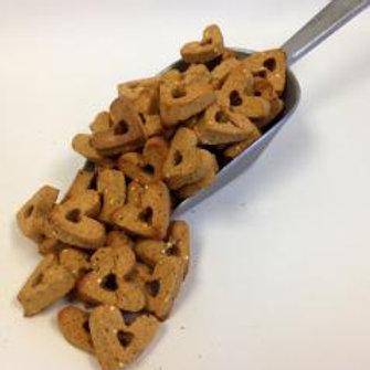Peanut Butter Hearts (Grain Free)