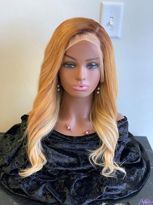 """Custom Wig - Indian Hair  - 18-20"""" - 200% Density"""