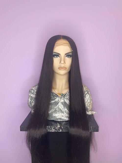 """Custom Wig - Raw Indian Hair  - 36"""""""