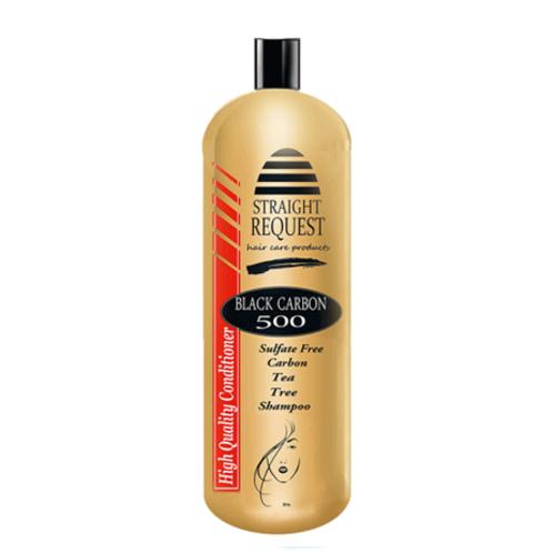 Straight Request Black Carbon 500 Shampoo - 8oz