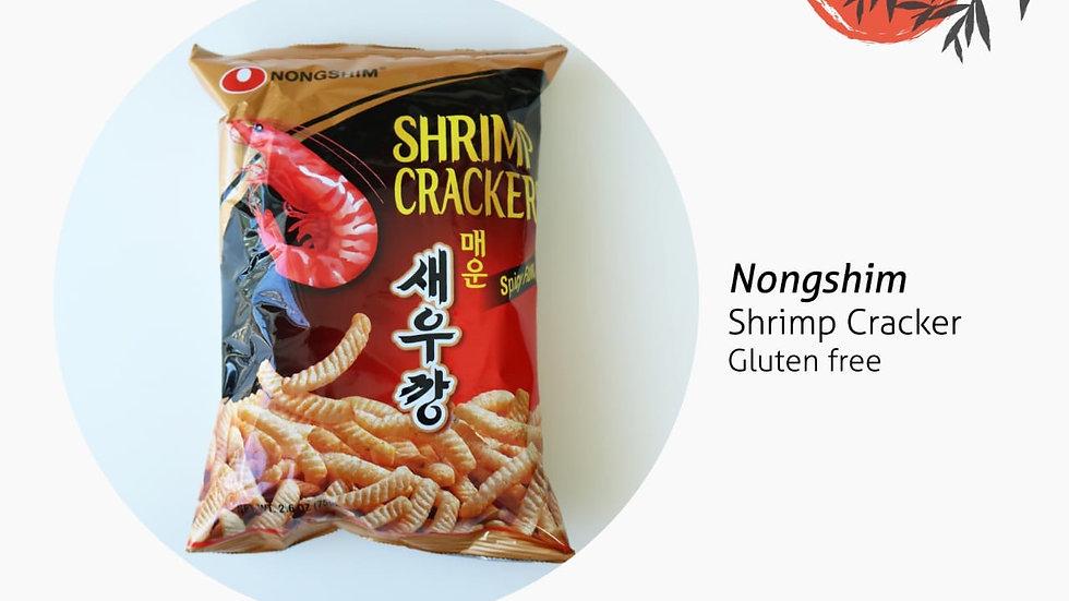 Shrimp Cracker-Spicy