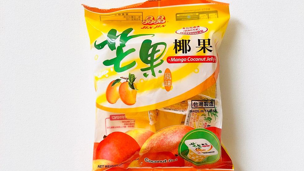 Mango Coconut Jelly 🥭 🥥 (400g)