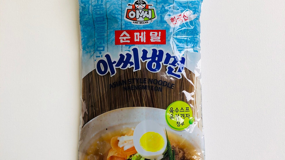Asian Style Noodle:Naengmyeon 냉면 (680g)