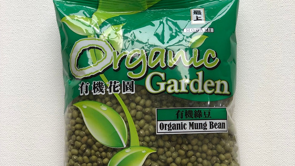 Organic Mung Bean(16oz)