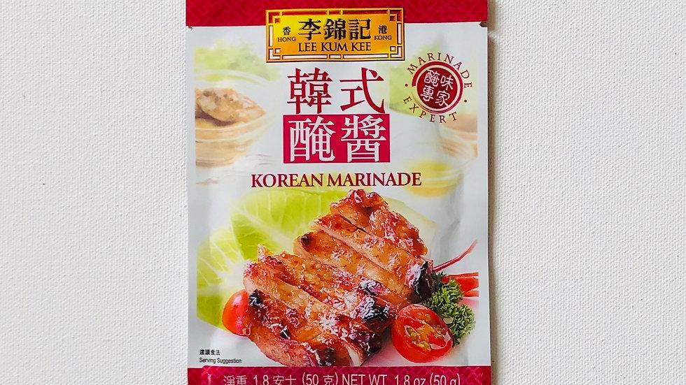 Korean Marinade (50g)