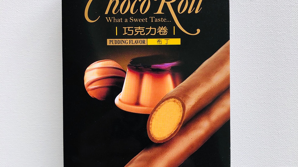 Choco Roll -Pudding Flavor (137g)