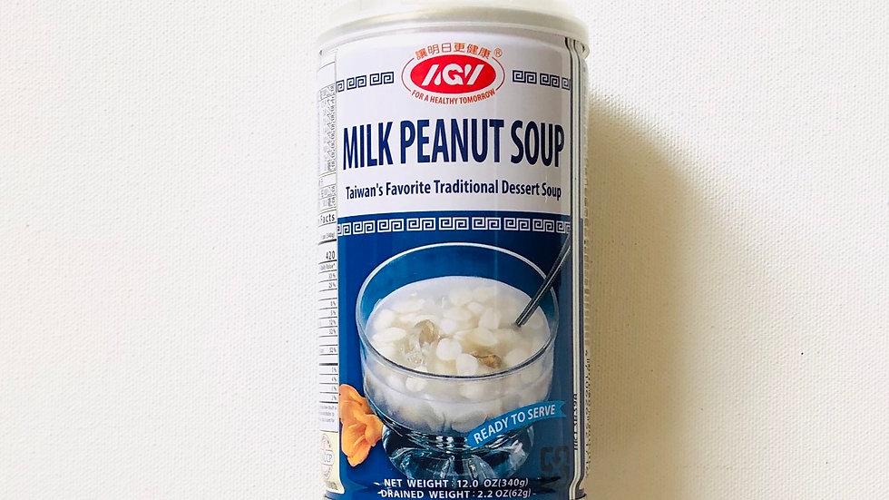 Milk Peanut 🥜 Soup (340g)