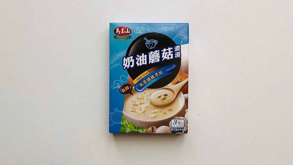 Cream Soup:Mushroom (33g)
