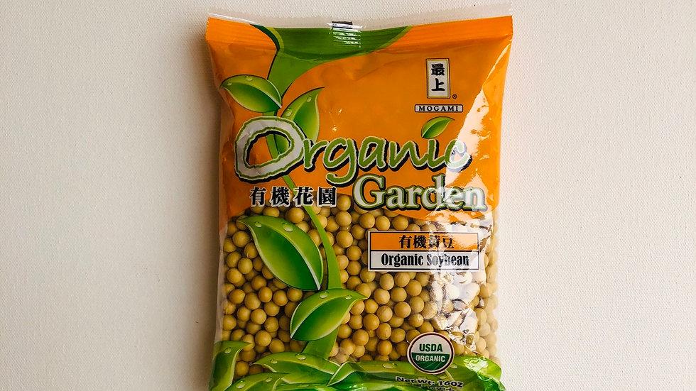 Organic Soybean (16 oz)