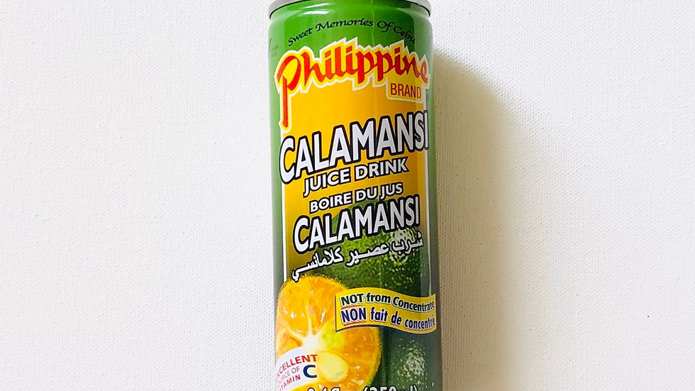 Calamansi Juice Drink:Not from concentrate (250ml)