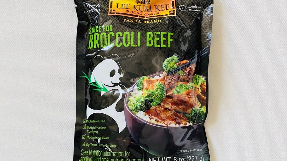 Sauce for Broccoli 🥦 Beef 🥩 ready in minutes (4-6 servings)