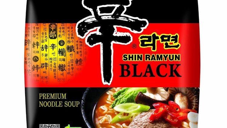Shin Ramen Black