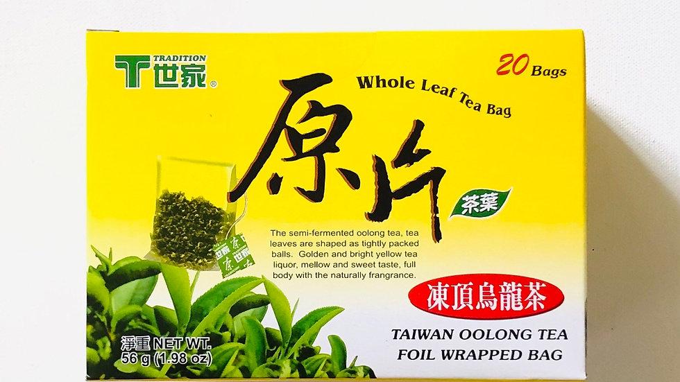 Taiwan Oolong Tea (20bags)