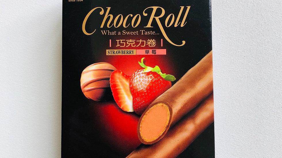 Choco Roll -Strawberry (137g)