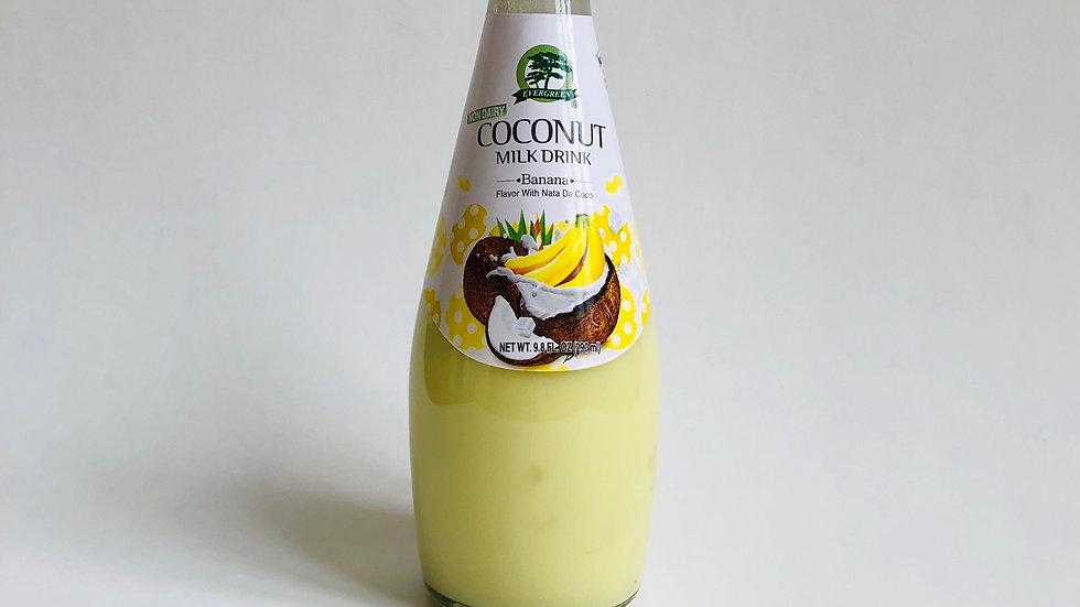 Coconut 🥥 Milk Drink *Non Dairy:Banana (290ml)