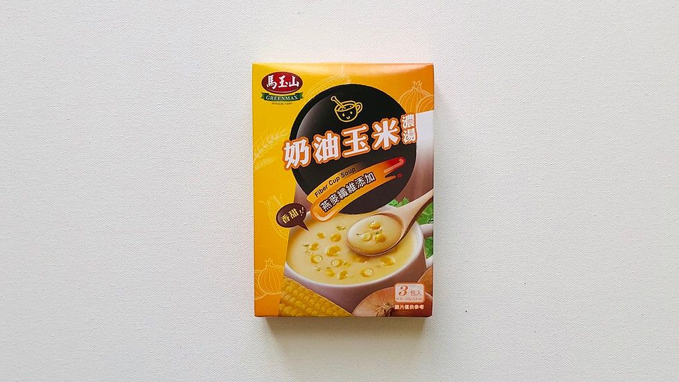 Cream Soup: Corn (45g)