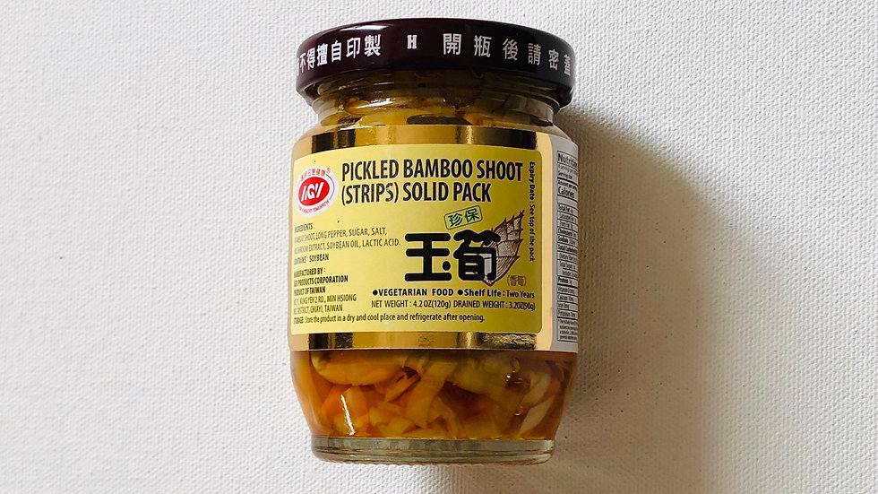 Pickled Bamboo Shoot (120g)