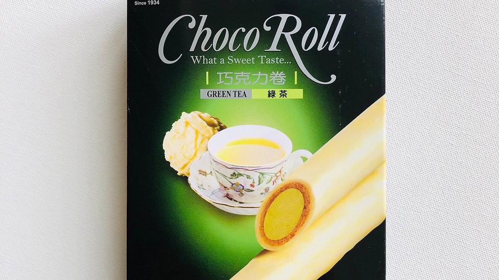Choco Roll -Green Tea(137g)