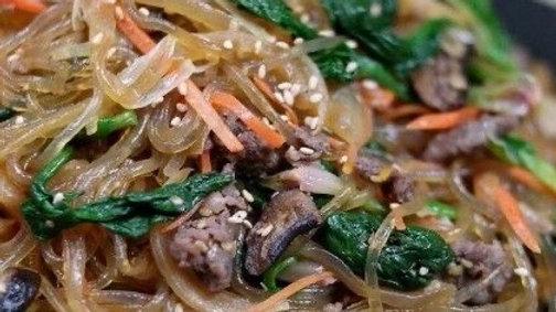 Korean Style Sweet Potato Starch Noodle (454g)