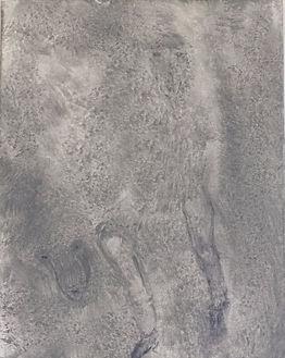 Sheepman acrylic on canvas 20x16 20170903