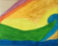 Viking I acrylic on canvas 8x10 20200303