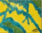 Probiscus acrylic on canvas 8x10 2019071