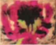 Mayhem acrylic on canvas 8x10 20191222