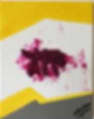 Troglodyte acrylic on canvas 10x8 20190706
