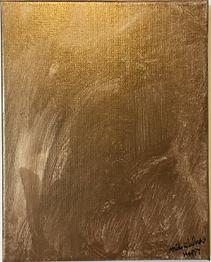 Happy acrylic on canvas 10x8 20190808