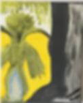 Big Foot acrylic on canvas 10x8 20190728