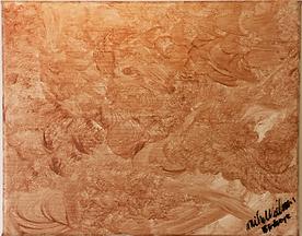 Birdseye acrylic on canvas 8x10 20190718