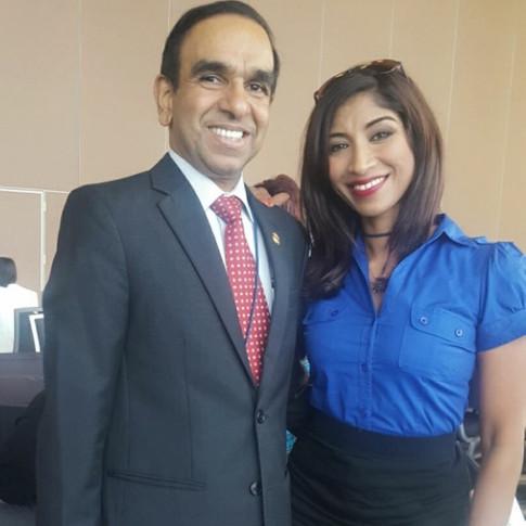 IP Balraj and CGD Anita