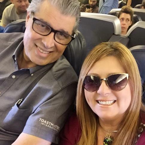 PQD Giovanni and wife Martina