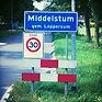 Richting Gezondheidsplein Middelstum