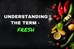 Understanding the Term - FRESH