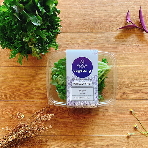 Moisturiser Boost Lettuce Mix