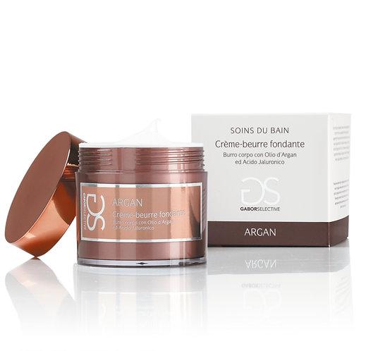 ARGAN CRÈME-BEURREFONDANTE  Körperbutter mit Argan-Öl und Hyaluronsäure